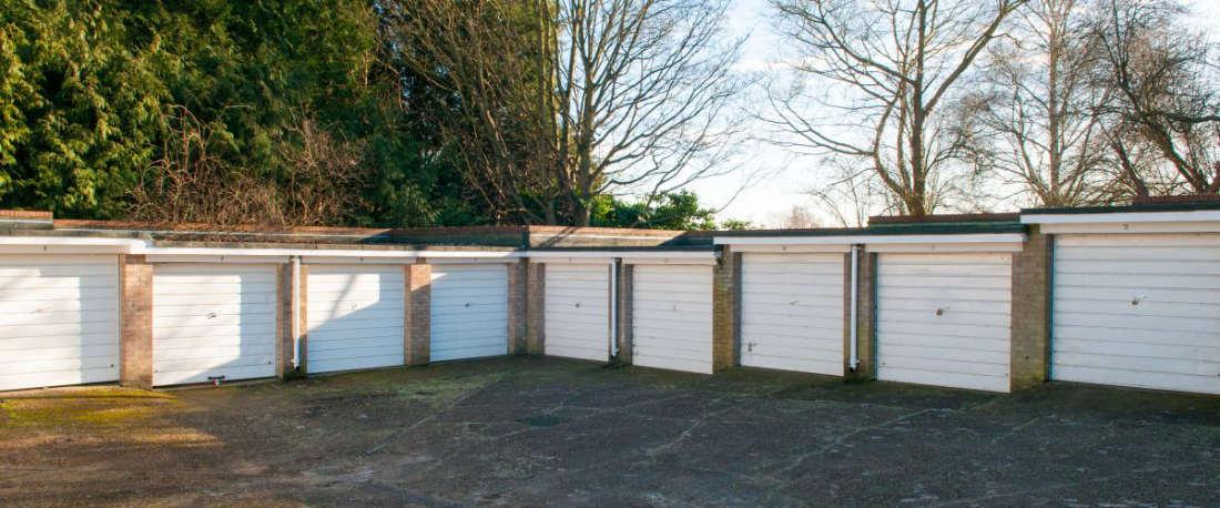 public garages